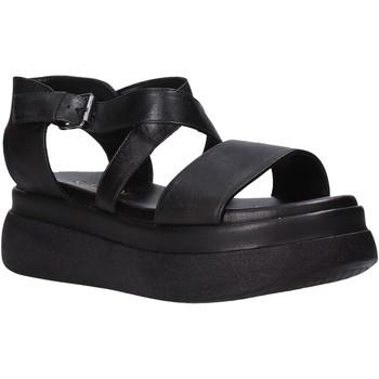Schoenen Dames Sandalen / Open schoenen Sshady L2204 Zwart