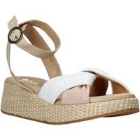 Schoenen Dames Sandalen / Open schoenen Sshady L2401 Beige
