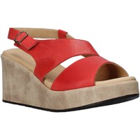 Schoenen Dames Sandalen / Open schoenen Sshady L2502 Rood