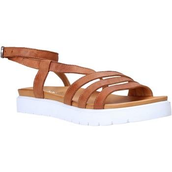 Schoenen Dames Sandalen / Open schoenen Sshady MRT339 Bruin