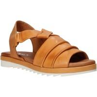 Schoenen Dames Sandalen / Open schoenen Sshady L1401 Bruin