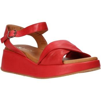 Schoenen Dames Sandalen / Open schoenen Sshady L2402 Rood