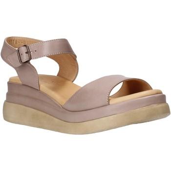 Schoenen Dames Sandalen / Open schoenen Sshady L2601 Grijs