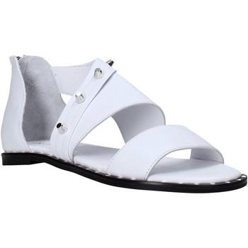 Schoenen Dames Sandalen / Open schoenen Sshady MRT2202 Wit