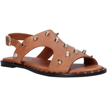 Schoenen Dames Sandalen / Open schoenen Sshady MRT2209 Bruin