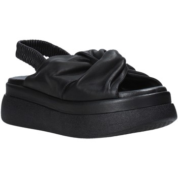 Schoenen Dames Sandalen / Open schoenen Sshady L2210 Zwart