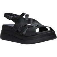 Schoenen Dames Sandalen / Open schoenen Sshady L2603 Zwart