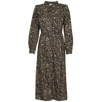 Textiel Dames Lange jurken Only ONLRIVANA Multicolour