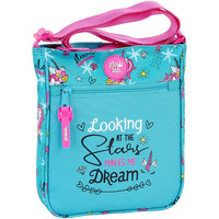 Tassen Meisjes Schoudertassen met riem Glowlab 611933431 Azul