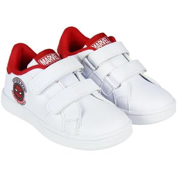 Schoenen Jongens Lage sneakers Spiderman 2300004066 Blanco