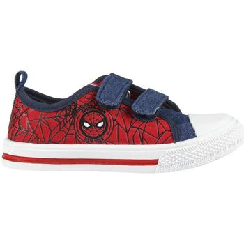 Schoenen Jongens Lage sneakers Spiderman 2300003634 Rojo