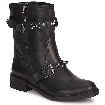 Schoenen Dames Laarzen Sam Edelman ADELE Zwart