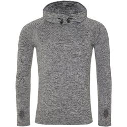 Textiel Dames Sweaters / Sweatshirts Awdis JC037 Grijze Melange