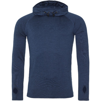 Textiel Dames Sweaters / Sweatshirts Awdis JC037 Marinemelange