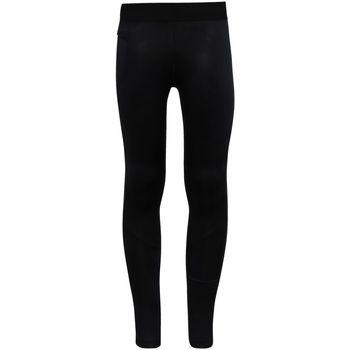Textiel Meisjes Leggings Tridri TR17B Zwarte Camo