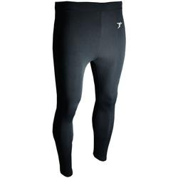 Textiel Meisjes Leggings Precision  Zwart