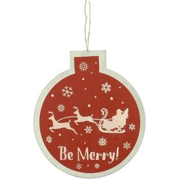 Wonen Kerst decoraties Christmas Shop Taille unique Rood zijn Vrolijk
