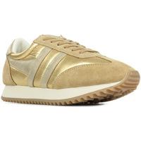 Schoenen Dames Lage sneakers Gola Boston 78 Metallic Goud