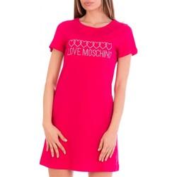 Textiel Dames Korte jurken Love Moschino W592915M3876 Fuxia