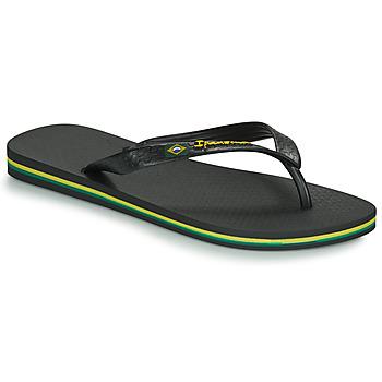 Schoenen Heren Teenslippers Ipanema CLASSICA BRASIL II Zwart