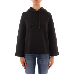 Textiel Dames Sweaters / Sweatshirts Calvin Klein Jeans K20K203106 BLACK