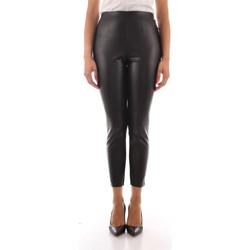 Textiel Dames Leggings Calvin Klein Jeans K20K202685 BLACK