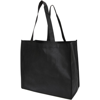 Tassen Tote tassen / Boodschappentassen Shugon SH4120 Zwart