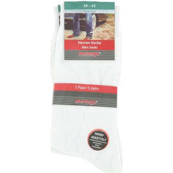 Accessoires Heren Sokken Merango Pack x5 Socks Wit