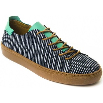 Schoenen Dames Lage sneakers Montevita 71829 BLUE