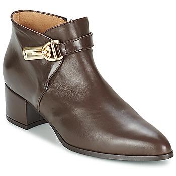 Schoenen Dames Low boots Marian MARINO Bruin
