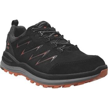 Schoenen Heren Lage sneakers Allrounder by Mephisto Rake off-tex Zwart / oranje