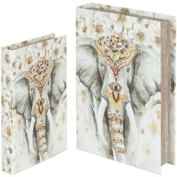 Wonen Manden en dozen Signes Grimalt Elephant Book 2U Dozen In September Multicolor