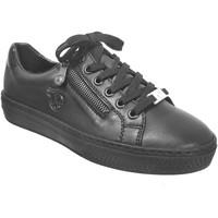 Schoenen Dames Lage sneakers Rieker L59l1 Zwart