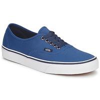 Schoenen Lage sneakers Vans AUTHENTIC Blauw / Donker