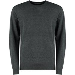Textiel Heren Sweaters / Sweatshirts Kustom Kit K253 Grafietgrijs