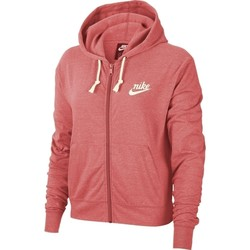 Textiel Dames Sweaters / Sweatshirts Nike Sportswear Gym Vintage Oranje