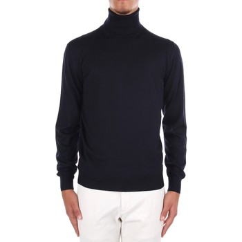 Textiel Heren Sweaters / Sweatshirts Mauro Ottaviani WH02 Blue