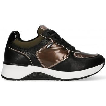 Schoenen Dames Lage sneakers Dangela 57863 zwart