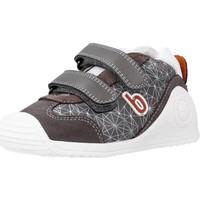 Schoenen Jongens Hoge sneakers Biomecanics 201129 Bruin