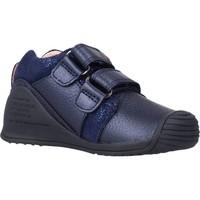Schoenen Meisjes Enkellaarzen Biomecanics 211108 Blauw