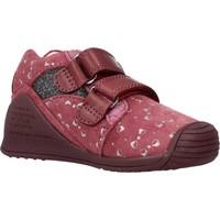 Schoenen Meisjes Enkellaarzen Biomecanics 211116 Roze