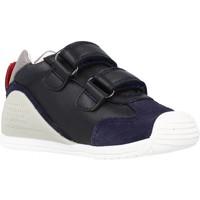 Schoenen Jongens Laarzen Biomecanics 211127 Blauw