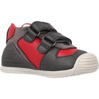 Schoenen Jongens Laarzen Biomecanics 211132 Rood