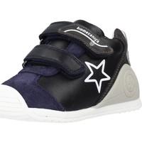 Schoenen Jongens Hoge sneakers Biomecanics 211145 Blauw