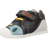 Schoenen Jongens Hoge sneakers Biomecanics 211147 Grijs