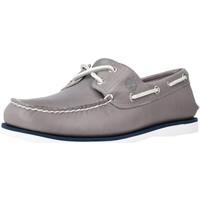 Schoenen Heren Bootschoenen Timberland CLASSIC BOAT 2 EYE Grijs