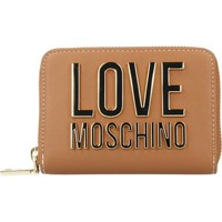 Tassen Dames Portefeuilles Love Moschino JC5613PP1D Bruin