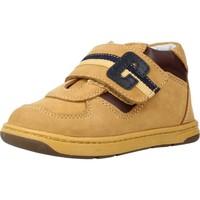 Schoenen Jongens Laarzen Chicco GRIM Bruin