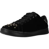 Schoenen Dames Lage sneakers Geox D JAYSEN A Zwart