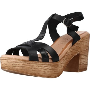 Schoenen Dames Sandalen / Open schoenen Chardi 4012CH Zwart